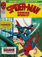 Spider-Man Comics Weekly 139