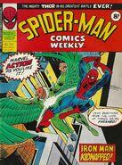 Spider-Man Comics Weekly 137