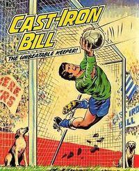 Cast Iron Bill