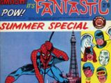 Smash! Pow! It's Fantastic Summer Special Vol 1 1