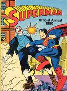 Superman annual 1980
