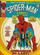 Spider-Man Comics Weekly 111
