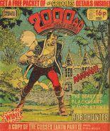 2000 AD prog 261 cover