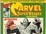Marvel Super-Heroes Monthly Vol 1 375