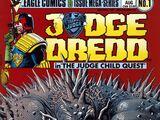 Judge Dredd: The Judge Child Quest (Eagle Comics) Vol 1