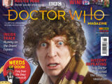 Doctor Who Magazine Vol 1 555