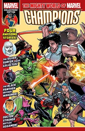 Mighty World of Marvel Vol 7 2