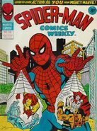 Spider-Man Comics Weekly 142