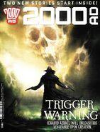 2000 AD prog 1901 cover