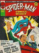 Spider-Man Comics Weekly 119.1