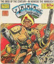 2000 AD prog 339 cover