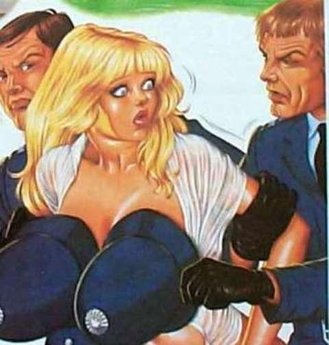 Carrie mayfair magazine photo gallery Connie Albion British Comics Database Wiki FANDOM powered