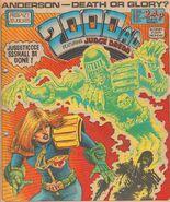 2000 AD prog 427 cover