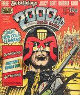 2000 AD prog 265 cover