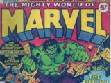 Mighty World of Marvel