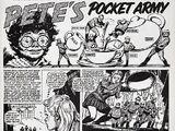 Pete's Pocket Army