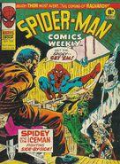 Spider-Man Comics Weekly 122