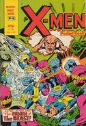 X-men pocketbook 18