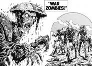 War zombies