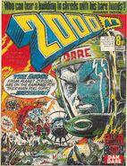 2000 AD prog 7 cover