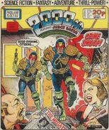 2000 AD prog 338 cover