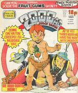 2000 AD prog 276 cover
