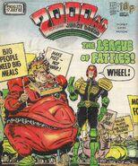2000 AD prog 273 cover