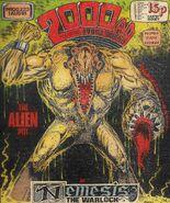 2000 AD prog 223 cover