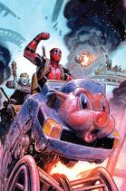 Deadpool Unleashed Vol 2 3 Textless