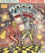 2000 AD prog 301 cover