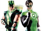 Green lantern green arrow