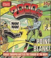 2000 AD prog 269 cover