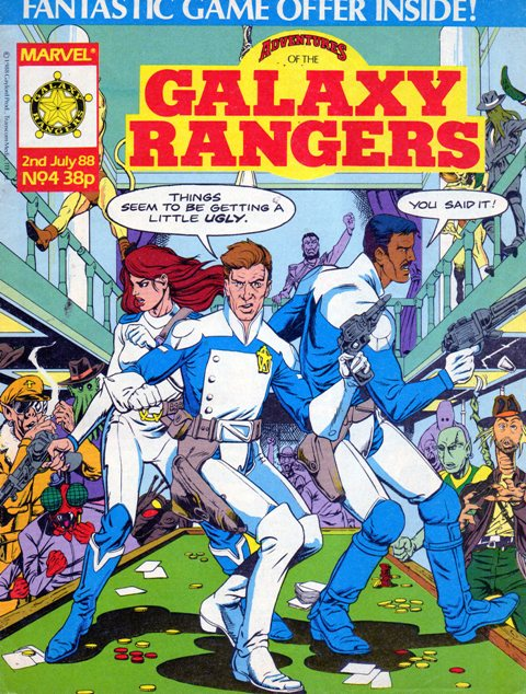 Adventures of the Galaxy Rangers Mindnet and Other Tales Movie free download HD 720p