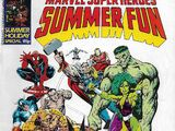 Marvel Super Heroes Summer Fun Vol 1 1