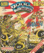 2000 AD prog 319 cover