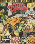 2000 AD prog 289 cover