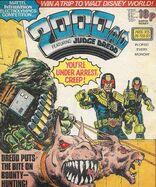 2000 AD prog 305 cover