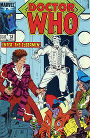 Dr who 13