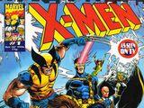 X-Men (Fortnightly) Vol 1