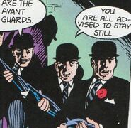 Avant Guards