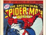The Spectacular Spider-Man Weekly Vol 1 357
