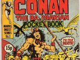 Conan Pocket Book Vol 1