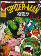 Spider-Man Comics Weekly 144