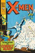 X-Men Pocketbook 25