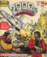 2000 AD prog 227 cover