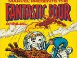 Fantastic Four Annual Vol 2 2
