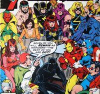 Avengers Vol 1 181 B