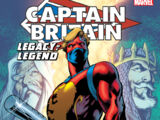 Captain Britain: Legacy of a Legend Vol 1 1