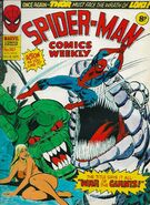 Spider-Man Comics Weekly 147