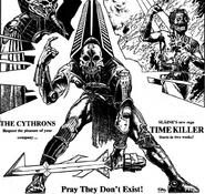 Cythrons